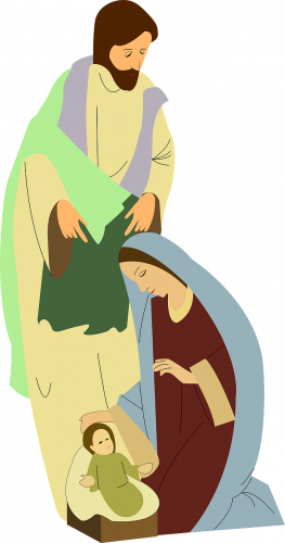 Joseph Mary family of Jesus