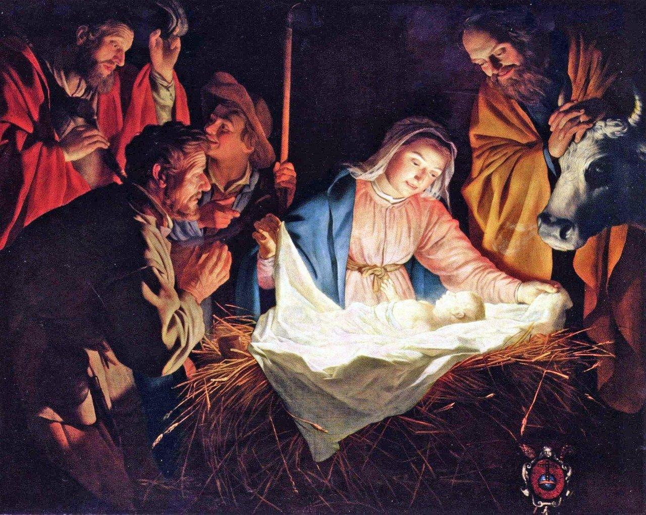Birth Of Jesus Nativity